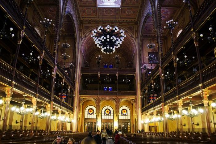 História da Grande Sinagoga de Budapeste