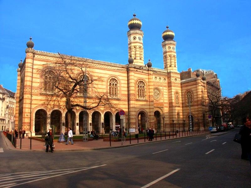Grande Sinagoga de Budapeste