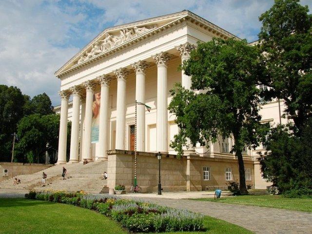 Museu Nacional Húngaro | Hungria