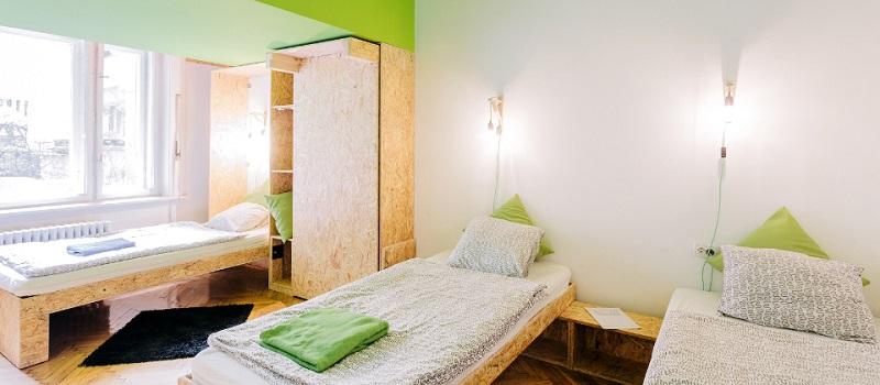 HomePlus Hostel em Budapeste
