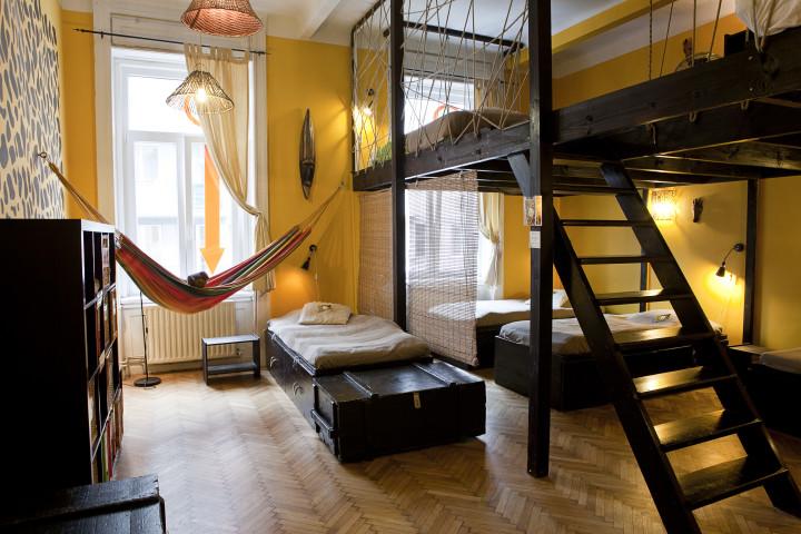 Hostels em Budapeste