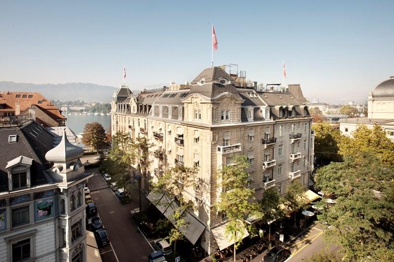 Hotéis bons e baratos em Zurique na Suíça