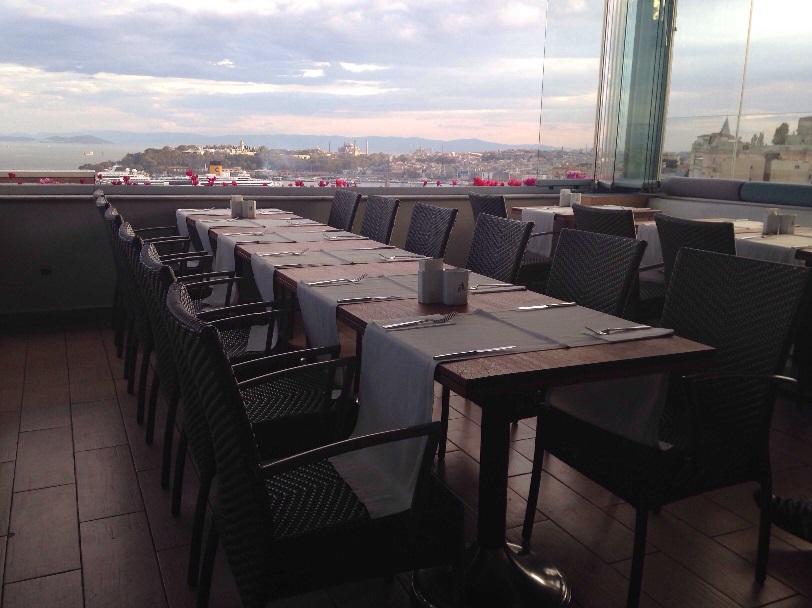 Bar Litera em Istambul na Turquia