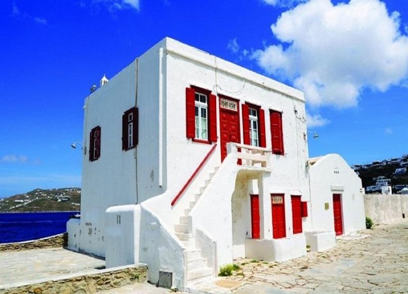 Museus em Mykonos | Grécia