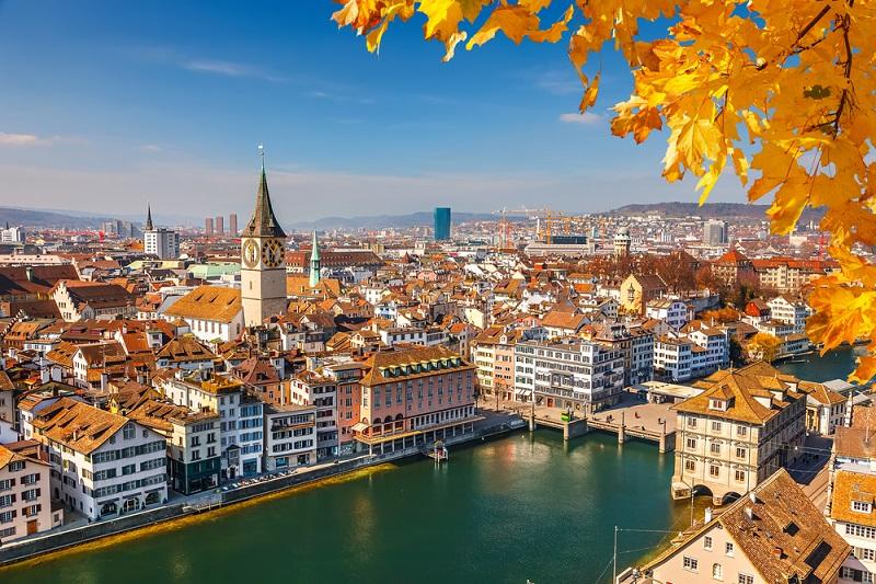 Roteiro de dois dias em Zurique na Suíça