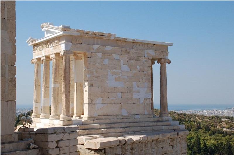 Templo de Atena Nike em Atenas