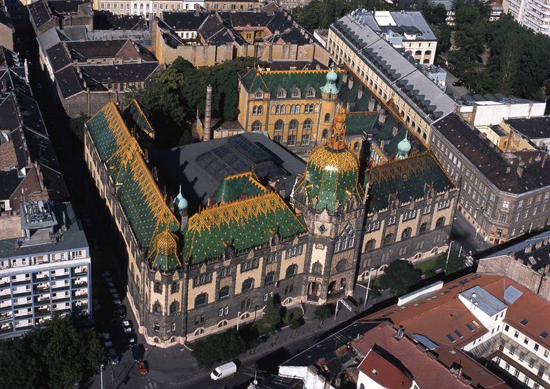 Vista do Museu de Artes Aplicadas