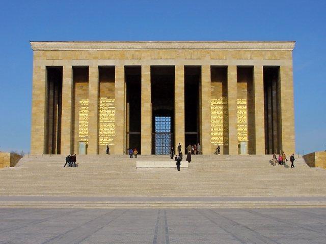 Mausoléu Atatürk em Ancara | Turquia