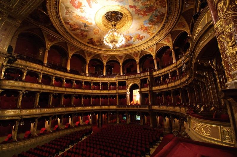 Casa de Ópera de Budapeste