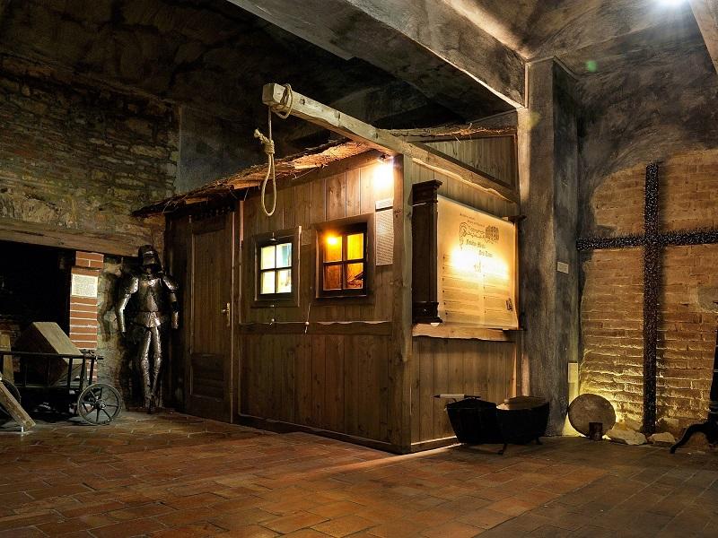 Museu de Fantasmas e Lendas em Praga