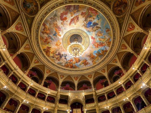Casa de Ópera de Budapeste | Hungria