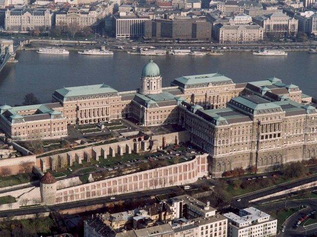 Castelo Buda | Budapeste