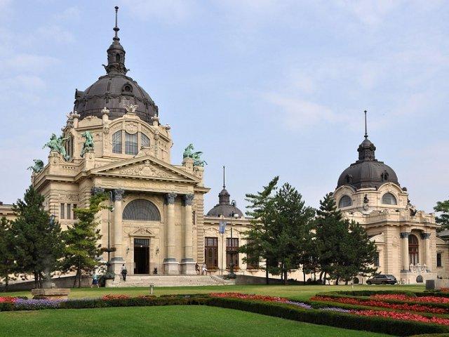 Parque da Cidade | Hungria