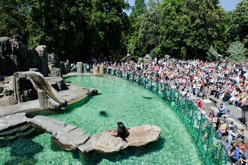 Zoológico de Praga