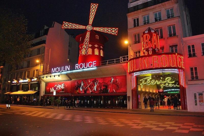 Cabaré Moulin Rouge