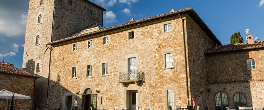 Borgo Scopeto Relais na Itália