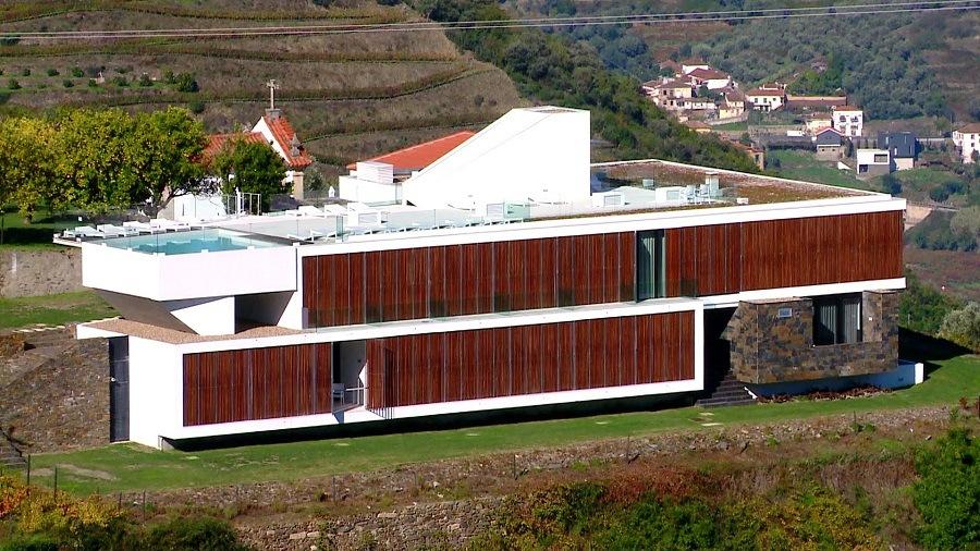 Vinícola Quinta de Casaldronho em Portugal